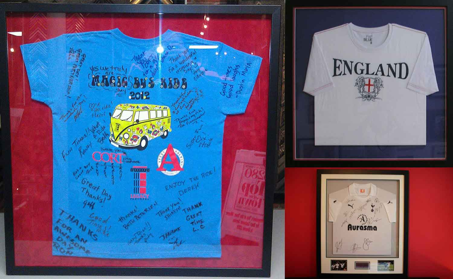 How To Frame A Shirt >> T Shirt Frame Designing Emergence